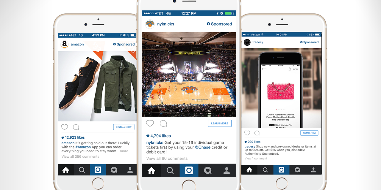 Marketing Instagram : Introduction à la publicité